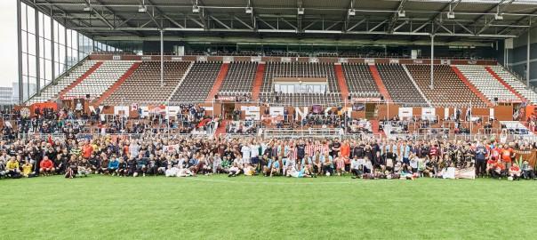 Fanclubturnier 2015 Gruppenbild